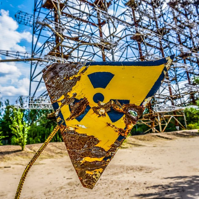 Pakistani in Chernobyl